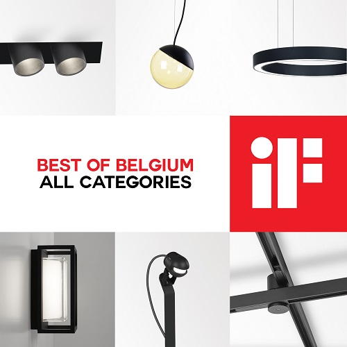 Delta Light takes top positions in the iF World Design Index